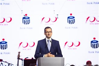 Poland's PKO BP bank turns 100