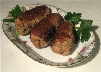 Кухня: зразы «Радзівілаўскія» ў хлебе (РЭЦЭПТ)