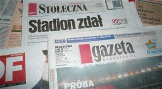 «Gazeta Wyborcza»: Зміну створили росіяни
