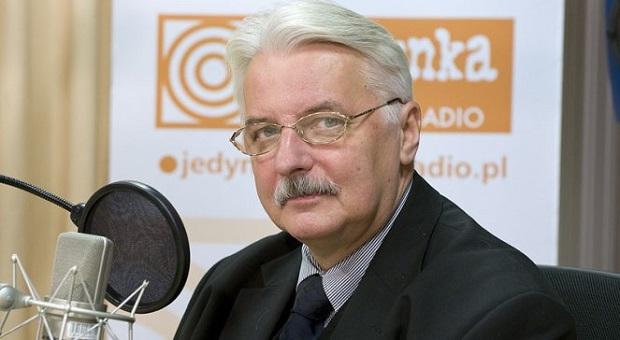 Будущий глава МИД Польши Витольд Ващиковский Фото: polskieradio.pl