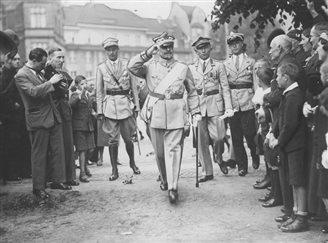 Generał Józef Haller - wielki patriota, twórca Błękitnej Armii