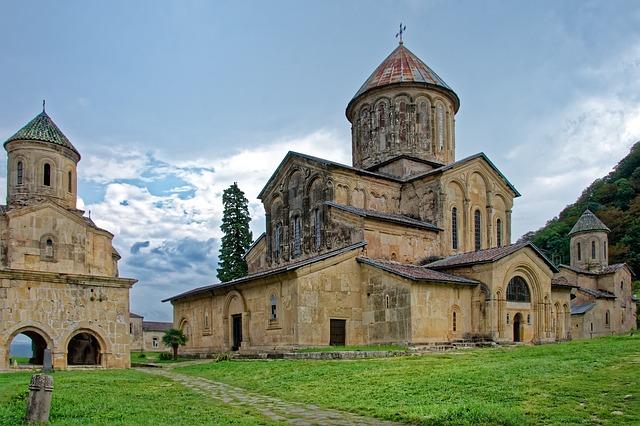 Грузинский пейзаж