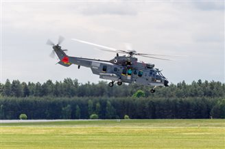 Caracal helicopter passes test