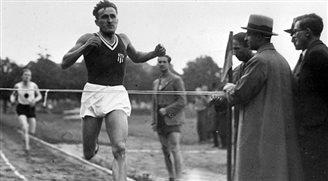 Vor 77 Jahren wurde Olympiasieger Kusociński erschossen