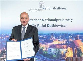 Rafał Dutkiewicz und seine Stadt Wrocław