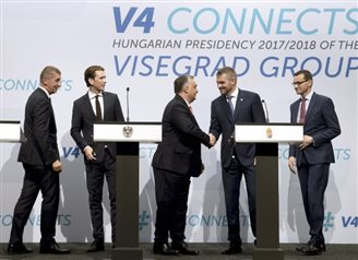 V4 PMs to skip EU migration mini-summit: Hungary