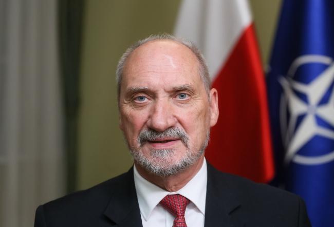 Antoni Macierewicz. Photo: PAP/Paweł Supernak