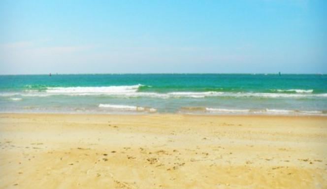 Сонце, море і повітря