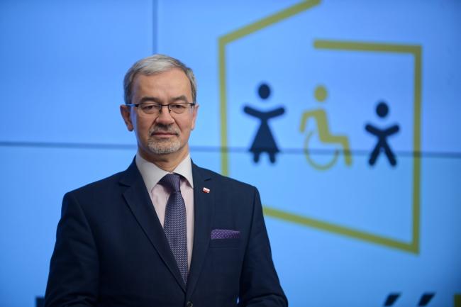 Jerzy Kwieciński. Photo: PAP/Marcin Obara