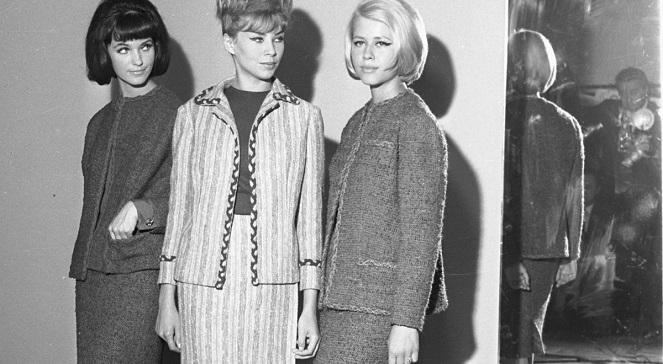 Презентация коллекции Moda Polska, 1963 г.