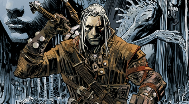 The Witcher. Photo: Wikimedia Commons