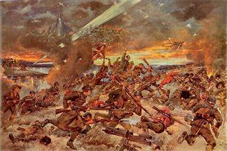 Варшаўская бітва вызначыла лёс ня толькі палякаў, але й беларусаў