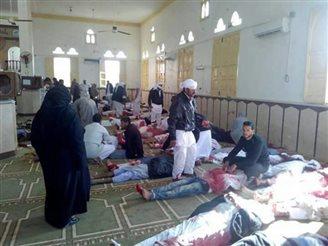 Крупнейший теракт в истории Египта: 235 жертв нападения на мечеть