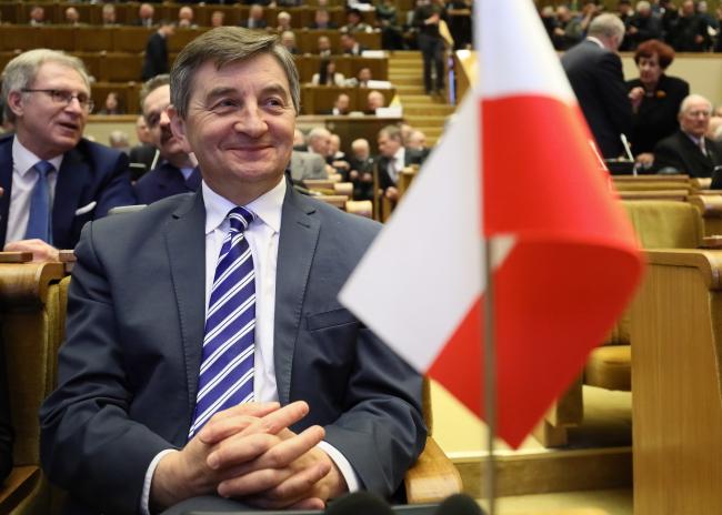 Спікер польського парламенту Марек Кухцінський брав участь в урочистостях Дня Незалежності Литви