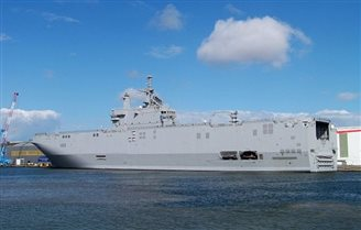 Egypt sold Mistral battleships to Russia for USD 1: Polish defence minister