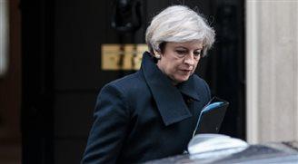 Brexit-Pleite. May muss sich Misstrauensvotum stellen.