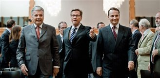 Eurofile :: EU integration tops German diplomatic agenda?