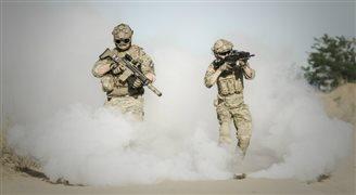 Brytyjczycy coraz słabsi militarnie?
