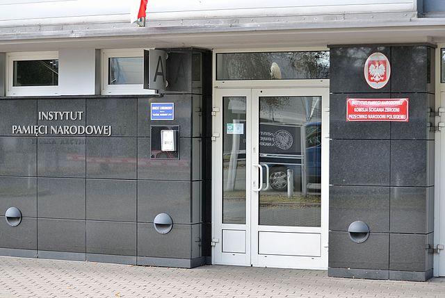Інститут національної пам'яті у Варшаві