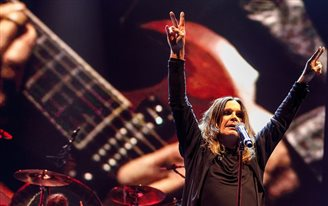 Black Sabbath to play Poland on farewell tour