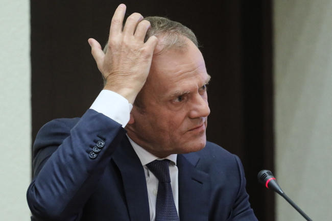 Donald Tusk. Photo: PAP/Paweł Supernak