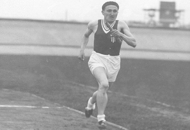Janusz Kusociński (1937)