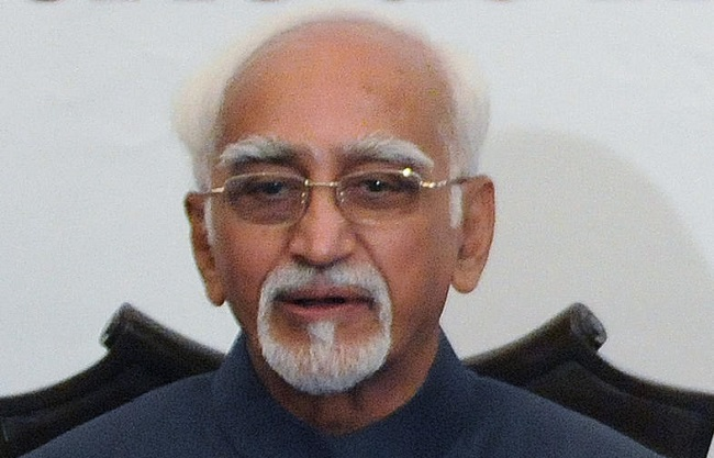 Hamid Ansari. Photo: Ministerio de Relaciones Exteriores Perú [CC BY-SA 2.0 (http://creativecommons.org/licenses/by-sa/2.0)], Wikimedia Commons