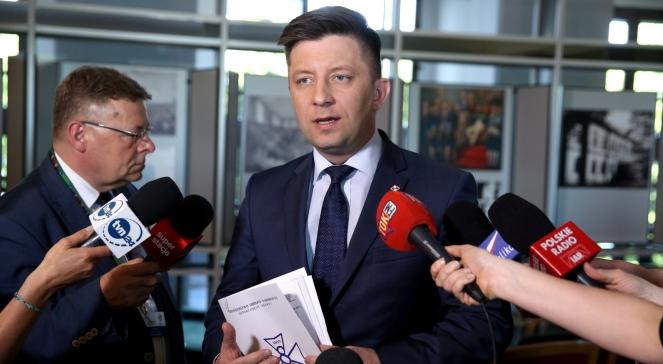 Заступник міністра національної оборони Міхал Дворчик