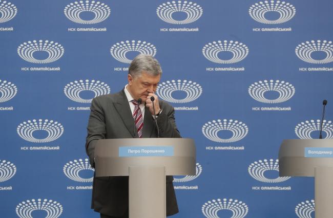 Президент Украины Петро Порошенко