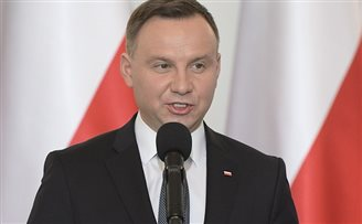 Polish president sends congratulations as Israel celebrates 70 years
