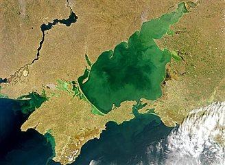 Дії Росії в басейні Азовського моря
