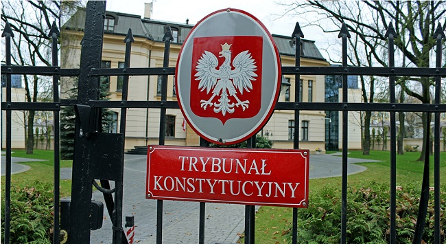The HQ of the Constitutional Tribunal. Photo. Wikimedia Commons