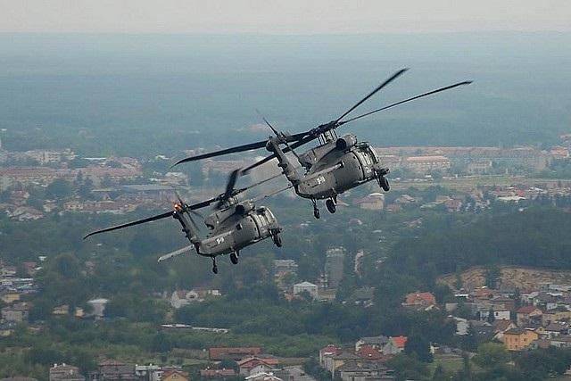 PZL Mielec produces the iconic Black Hawk helicopter. Photo: PZL Mielec