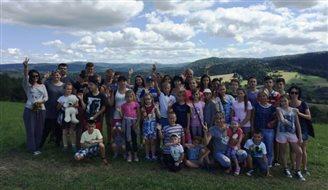 Діти та молодь українських воїнів відпочивали у Польщі
