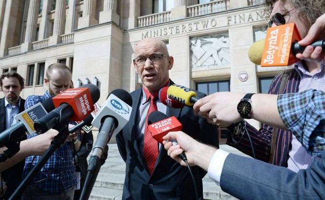 Генеральний інспектор Фінансової інформації Вєслав Ясінський