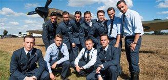 В конце августа покажут фильм о польских летчиках «Дивизион 303»