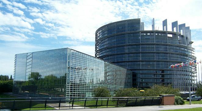 Parlament Europejski. Siedziba w Strasburgu