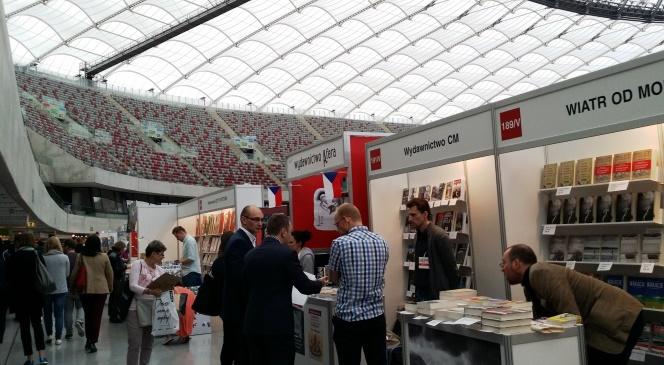 Варшавський книжковий ярмарок 2016