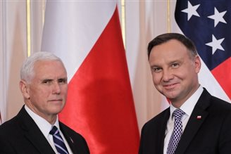 Polish, US officials discuss energy security in Warsaw