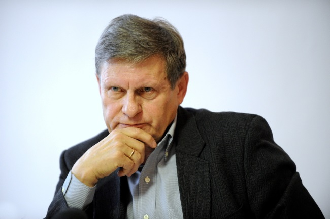 Leszek Balcerowicz. Photo: PAP/Grzegorz Jakubowski