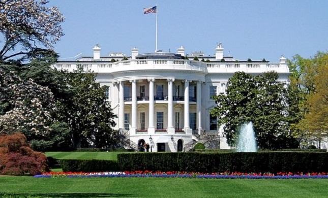 Белый дом в Вашингтоне, резиденция президента США