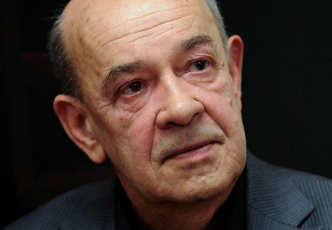 Antoni Krauze. Photo: PAP/Andrzej Hrechorowicz.