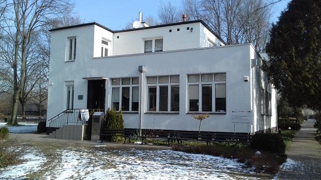 Die Villa des Zoodirektors Jan Żabiński