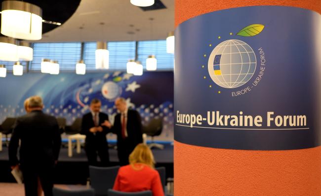 Forum Europa-Ukraina, Jasionka, 27.01.2017