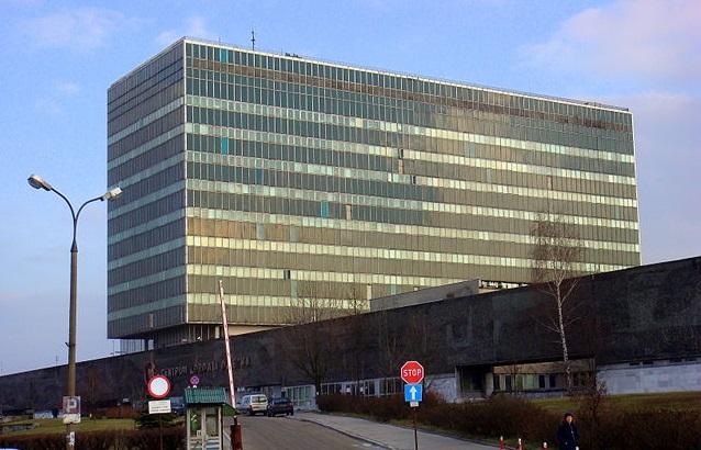 The Children's Memorial Health Institute in Warsaw. Photo: Wikimedia Commons