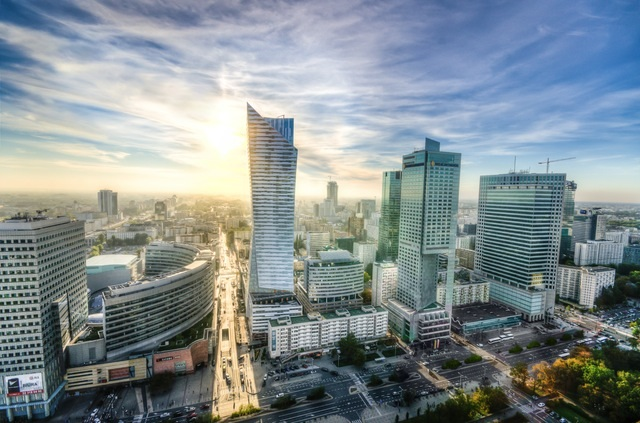 Warsaw. Photo: pexels.com