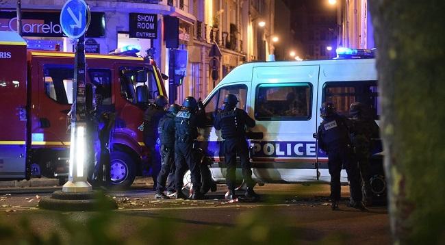 После терактов в Париже. Фото: polskieradio.pl