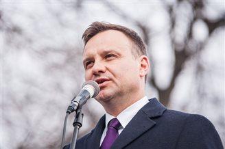 А. Дуда: Нямеччына – стратэгічны партнэр Польшчы
