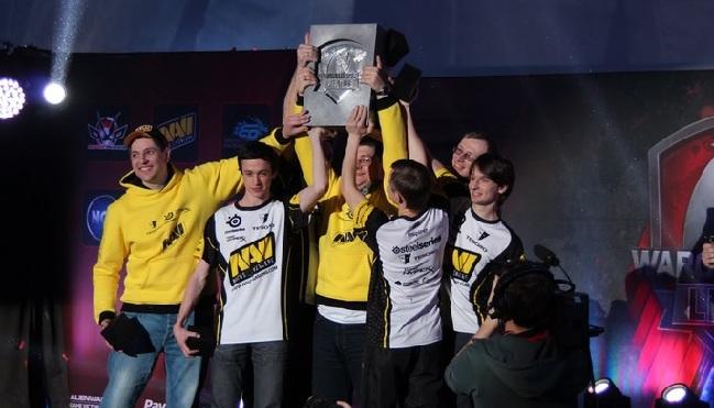 The 2014 Finals in Warsaw were a great success. Photo: worldoftanks.com
