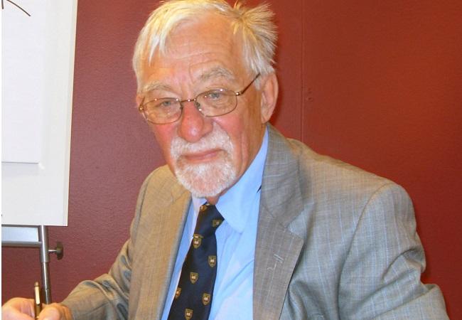 Lars Gustafsson. Photo: Wikimedia Commons/Suz.
